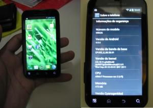 Atualizando Motorola Defy+ para Android ICS 4.0.4